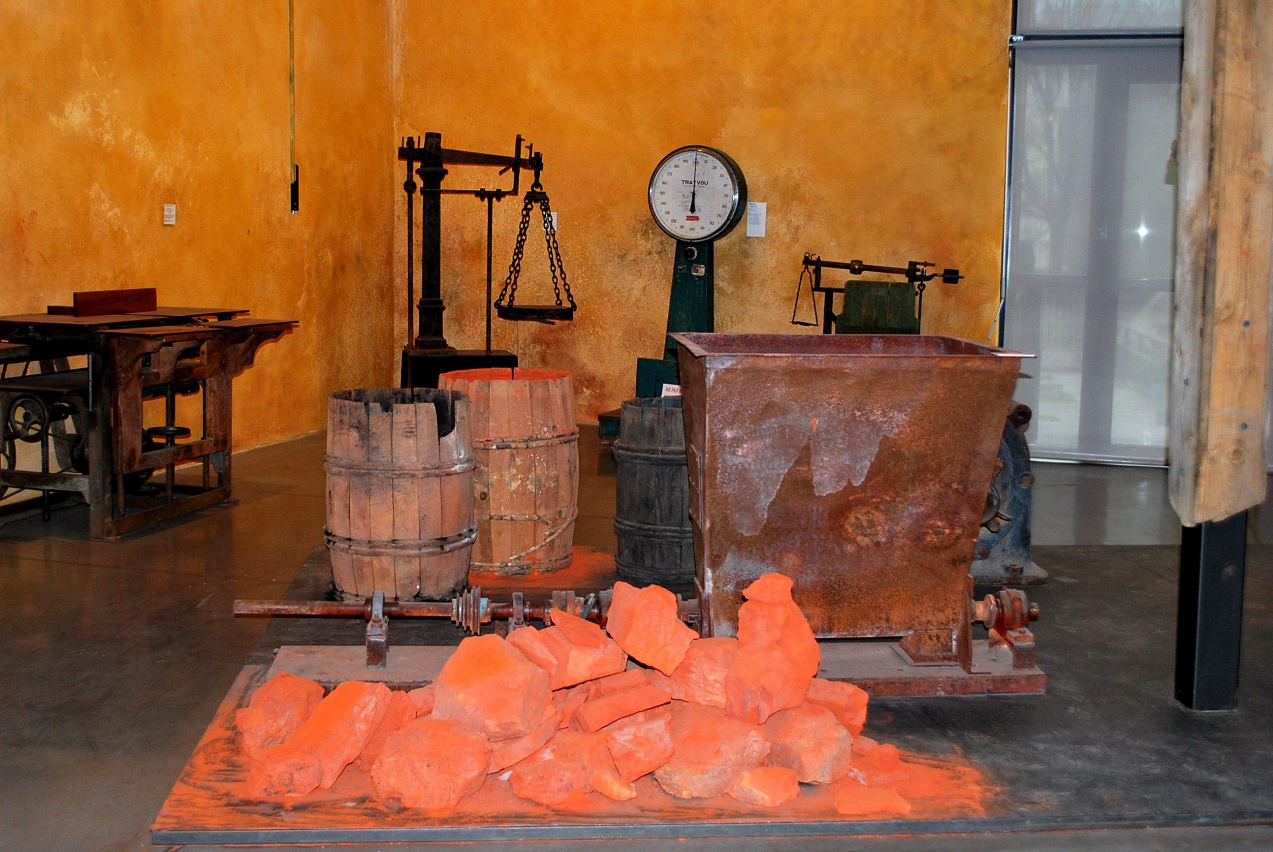 Musée de l'aventure industrielle Apt